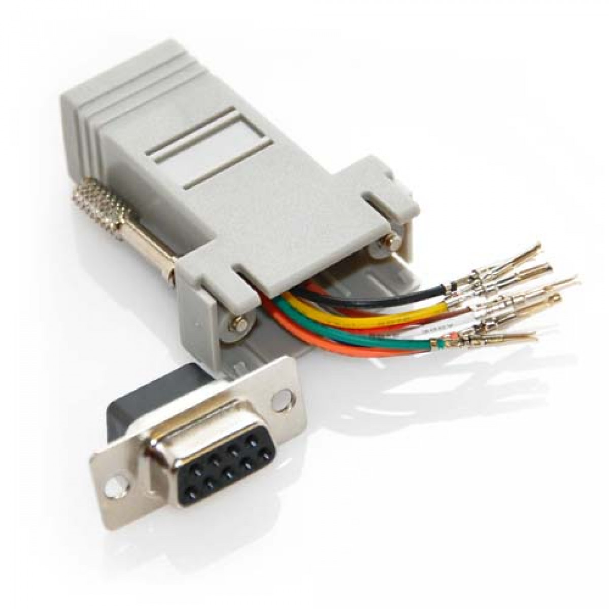 Rj45 Female Wiring Image Information Connector Pinout Darren Criss Cisco Console To
