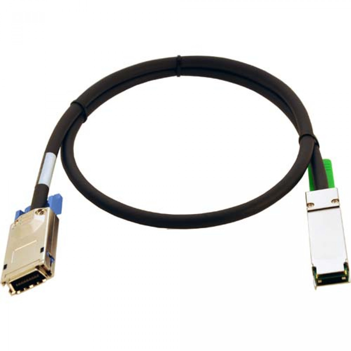 4m QSFP-CX4 Passive Infiniband 10GBASE-CX4 DDR/SDR Copper Cable